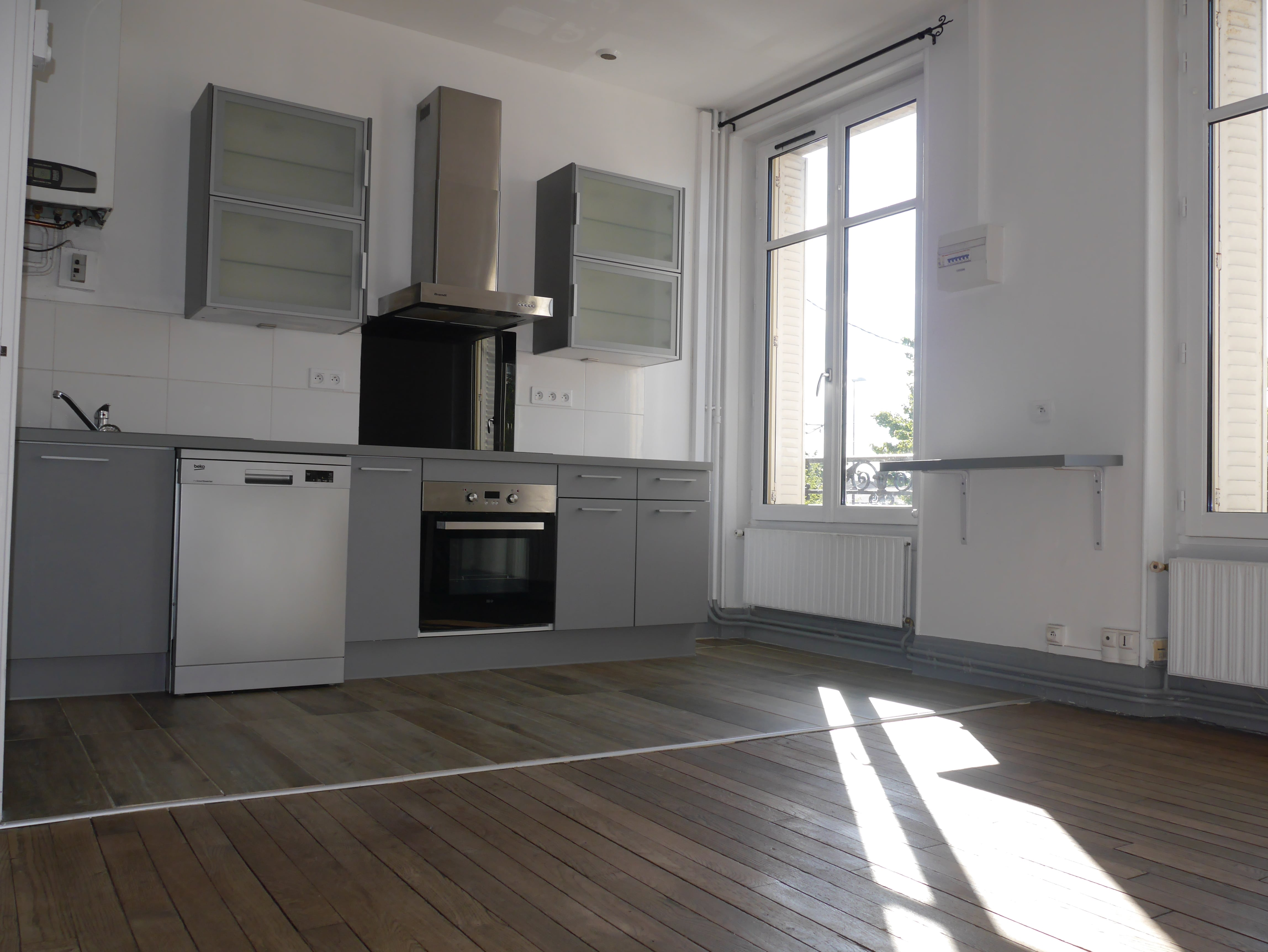 Damonte LOCATION APPARTEMENT T3 CHALONS EN CHAMPAGNE CL1596